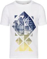 Timberland Boys Short-Sleeved T-Shirt