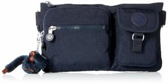 Kipling Presto Convertible Waist Pack Multi Pocket Zip Closure