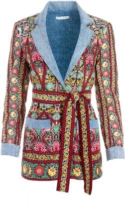 Verna Tie Waist Robe Coat