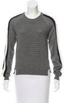 Yigal Azrouel Stripe Insert Sweater w/ Tags