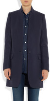 Stella McCartney Bryce wool and cashmere-blend coat