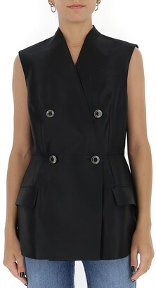 Givenchy Double Breasted Vest