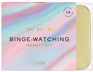 Pinch Provisions 14-Piece Binge Watching Beauty Kit