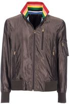 Paul Smith Contrast Collar Bomber Jacket