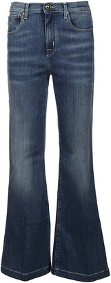 Jacob Cohen Straight-leg Flared Jeans