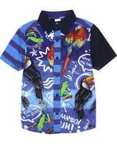 Desigual Boys' Shirt Olas, Sizes 4-14