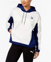 Puma Colorblocked Over-Sized Hoodie
