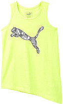 Puma Logo Tank (Big Girls)