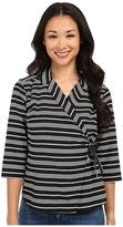 Pendleton Petite Wrap Shirt