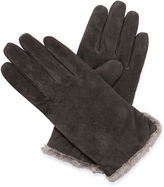 Isotoner Suede Gloves