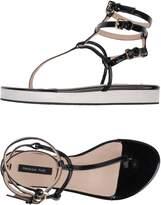 Patrizia Pepe Toe strap sandals - Item 11235998
