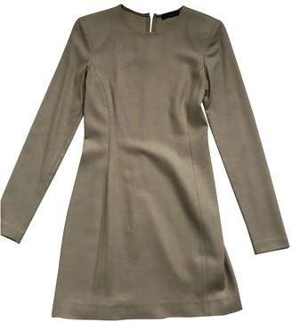 The Row Beige Wool Dresses