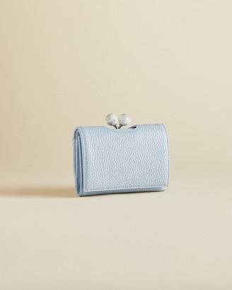 Ted Baker LORLEI Mini leather bobble purse