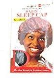 De-Luxe Deluxe Brown Satin Sleep Cap X-Large (2pack)