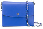 Tory Burch chain strap crossbody bag - women - Leather - One Size