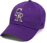 PINK Colorado Rockies Baseball Hat