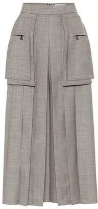 Max Mara Marmo wool wide-leg pants