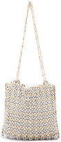 Paco Rabanne metallic chain bag - women - Steel - One Size