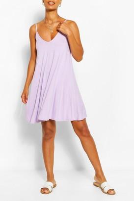 boohoo Basic Swing Dress