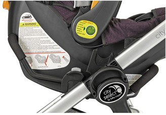 Baby Jogger Single City Select®/City Premier® Stroller to Chicco KeyFit 30 & Peg-Perego Primo Viaggio Car Seat Adapter
