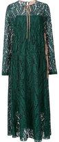 No.21 long lace dress