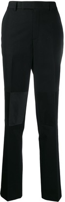 Helmut Lang High-Waist Tailored Trousers