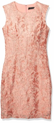 Chetta B Women's Sequin Sheath Dress