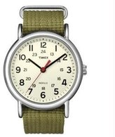 Timex Men's Weekender T2N651 Nylon Analog Quartz Watch