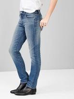 Gap 1969 Destructed Resolution Slim Straight Jeans