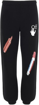 Off-White Arrows Ankle Cuff Track Pants