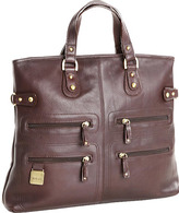 Clava Women's Zip Pocket Tote/Shoulderbag