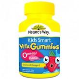 Nature's Way Kids Smart Vita Gummies Omega-3 Fish Oil 60 gummies