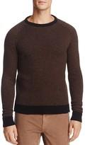 Todd Snyder Herringbone Intarsia Cashmere Sweater