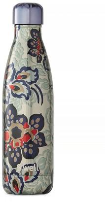 Swell Metallic Florals Greenwich Lane Stainless Steel Water Bottle/17 oz.