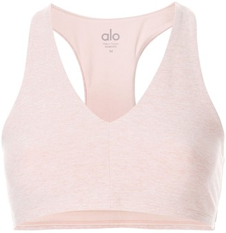 Alo Yoga V-neck sports bra