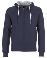 Gant ORIGINAL FULL ZIP SWEAT HOODIE MARINE