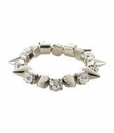 Aeropostale Spiked Bling Stretch Bracelet
