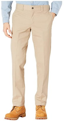 Dickies 67 Collection - Slim Fit Industrial Work Pants (Chocolate Brown) Men's Casual Pants