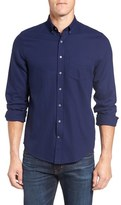 Gant Slim Fit Luxe Flannel Sport Shirt
