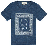 Simple Sale - Bandana T-Shirt with Marl