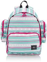 O'Neill Backpack Ac Coastline P2 Backpack 22 liters Green (Green Aop W / White) 424017