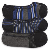 Nordstrom 3-Pack Cushioned No-Show Socks