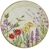 Pier 1 Imports Botanical Garden Salad Plate