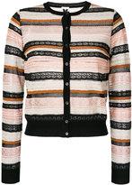 M Missoni striped cardigan