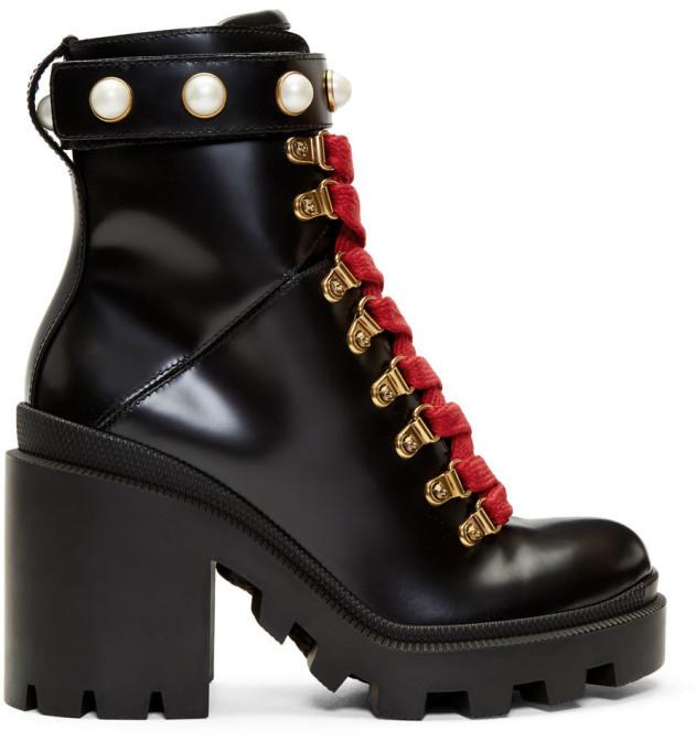 b5c8abd7756 Black Trip Boots