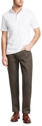 Saks Fifth Avenue COLLECTION Stretch Cotton Five-Pocket Pants