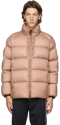 Moncler Pink Down Cevenne Jacket