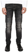 Philipp Plein Highway Biker Straight Denim