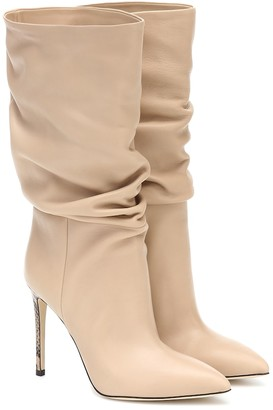 Paris Texas Leather ankle boots