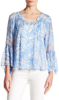 Plenty by Tracy Reese Pintuck Blouse